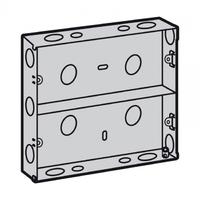 Arteor 12 Mod Backbox   LV0501.0090