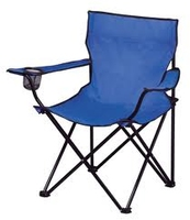 Camping Chair With Drinks Holder