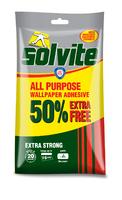 Solvite Economy + 50% Free (15 Rolls)