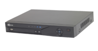 IC Realtime Power over Coax FUSION 8 Channel H.265 4K BNC DVR