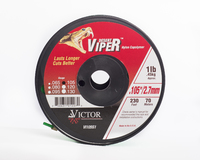 1lb Spool Viper Nylon 2.7mm