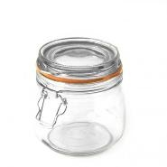 Preserving Jar With Clip 0.5 Litre