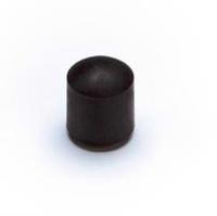 16mm (5/8'') Furniture Ferrule Black - Pack of 10 - A218 (WT1669)
