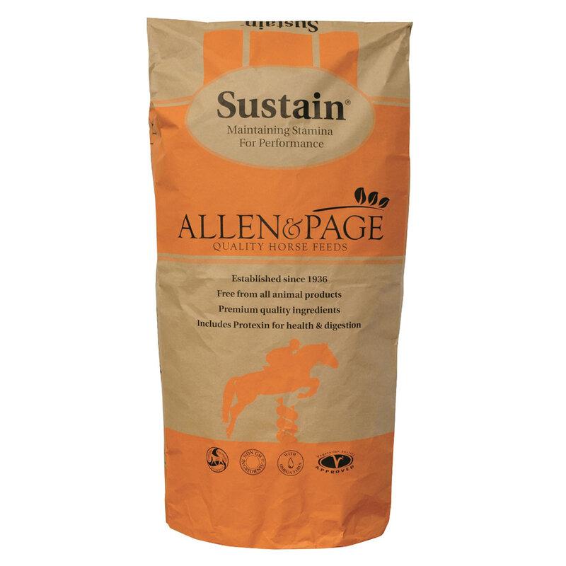 Allen & Page Sustain 20kg