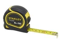 Stanley 5m(16ft) Tylon Bi-Material Short Tape