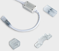 Fixing Clip for One Light 4.8w LED Rope Light   LV1202.0315