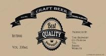 Beer Label Custom *Exclusive*