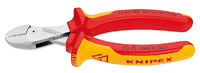 Knipex - X Cut Compact Diagonal Cutters 160mm