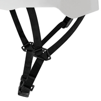JSP Quick Release 4 Point Linesman Harness for EVO helmets