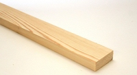 """WHITE DEAL P.A.O 4X1.5X17FT (4"""" FINISH)"""