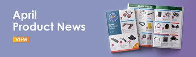April Product News