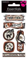 Halloween Party  Essential Craft Sticker.