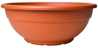 Andromeda Planter Bowl 21cm 2lt - Terracotta