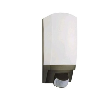 Steinel L 1 Black Bulk Head Sensor Light | LV1502.0019