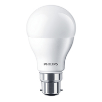 Philips Corepro LED Bulb 8-60W B22 3000k