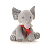 Elephant Toby.