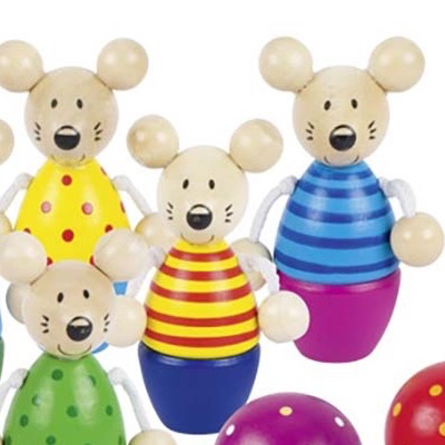Speedy Mice Skittles - close-up image