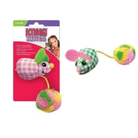 Kong Kitten Toy - Pom Tail Mouse x 1