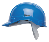 Scott HC300VB  Plastic Helmet Blue