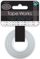 Tape Foil Chevron Silver  (Priced in singles, order in multiples of 4)