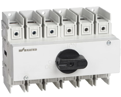 The new Katko KU160 amp Load Break Switch offers a complete modular solution for panel builders and OEM's.