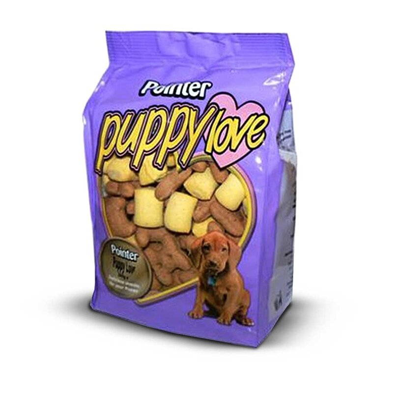 Pointer Puppy Love Dog Treats 10kg