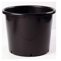 Soparco Container Pot SD 25lt Low - Black