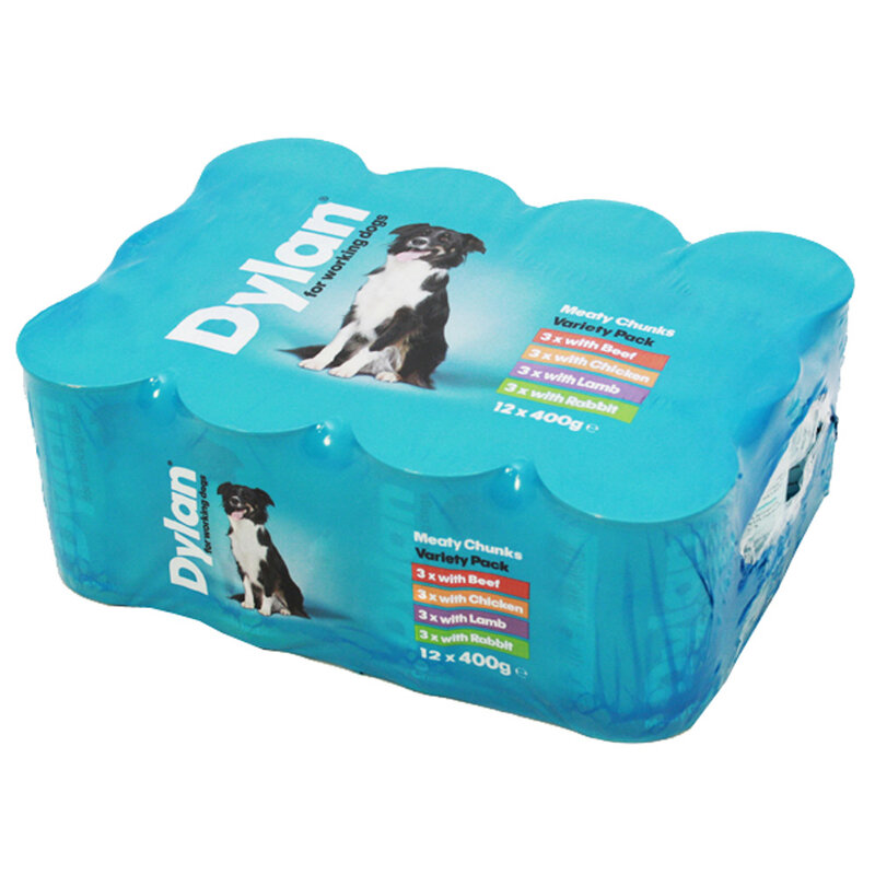 Dylan Meat Variety 12 x 400g