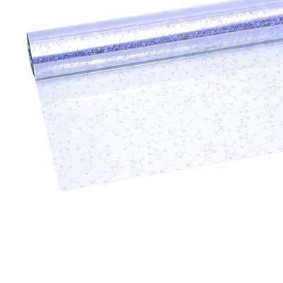 CELLOPHANE RAMBLER LILAC 80CMX 100MTR