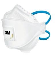 3M 9322A+  P2  Valved Respirators Box 10