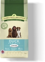 James Wellbeloved Junior - Duck & Rice 15kg