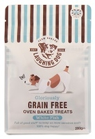 Laughing Dog Grain-Free Fish Treats 200g x 4
