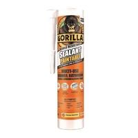 Gorilla Mould Resistant Sealant Paintable 295ml