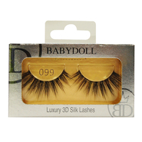 Babydoll Luxury 3D Silk Lashes 099