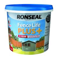 Fence Life Plus 5L Slate