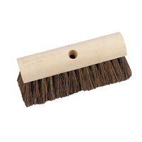 "10"" Yard/Garden Broom Head Only threaded -  HWM2 (WT521)"