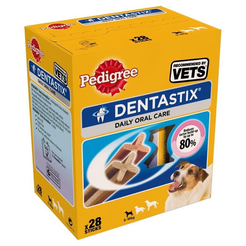 Pedigree Dentastix Small 4x28
