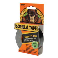 Gorilla Handy Roll Tape 25mm x 9m