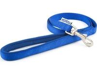 """Ancol Nylon Lead Blue 25mm x 71"""" x 1"""