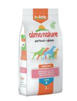 Almo Nature Holistic Small Adult Dog  - Salmon & Rice 2kg