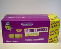 Suet to Go Suet Block Multipack Insect 10-Pack x 1