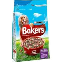 Bakers Complete Senior Bites 7+ Chicken & Country Veg 2.7kg