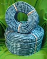 Rope 6mm x 200 Metre Coil Blue