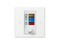 BSS EC-4BV WHT Ethernet Controller with 4 Buttons and Volume Control White
