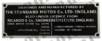 Tractor Badge