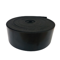 Commercial Rubber Strip 3mm depth - 75mm Wide x 10mtr Long