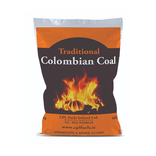 Columbian Coal - 20KG Bag