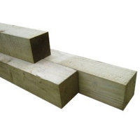 TREATED TIMBER  6 X 3 X 16FT