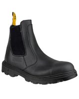 FS129 Black Dealer Boot