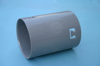 Land Drain Coupler 80mm